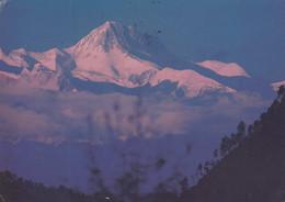 Nepal Mt Annapurna 1983 Nice Stamps - Népal
