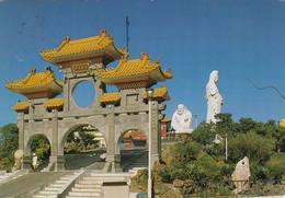 Taiwan - Keelung Big Buddha Temple 1992 - Taiwan