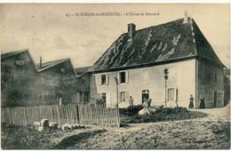SAINT SORLIN DE MORESTEL - L'Usine De Brassard - Other Municipalities