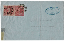Nr. 3a Auf Brief, Mi. 400.-  ,  A4317 - Bayern (Baviera)