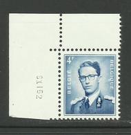 DR9 : Nr 926W Met Drukdatum 8 XI 62 ( Postfris ) - 1953-1972 Anteojos