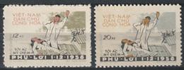 North Viet Nam - 1959 - Sc 97 - 98 - Phu Loi Massacre - MNH - #8 - Vietnam
