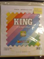 Foglio Marini King Italia Minifogli 2004 Usati Europa+Sismi - N. 3 Fogli - Sonstige