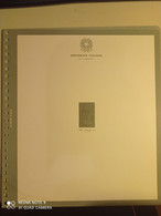 Italia - Foglio GBE Bolaffi Milord - Posta Pneumatica 1966 A II Pp 2 - N. 1 Foglio - Sonstige