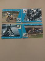 Maximum Cards Sweden  Motorsport  2002 MK 199-206complete Set - Tarjetas – Máxima