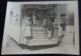 Liège - Photo - Cortège - Marionnettes -  Tchantchès - Enfants - Format: 12/9cm. - Liège