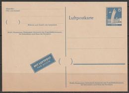Berlin Ganzsache Mi.-Nr. P 41a Ungebraucht (d 2584) Günstige Versandkosten - Postcards - Mint