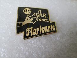 PIN'S     FLORICARTE   ADAR  FRANCE       Email Grand Feu   SAGGAY - Andere