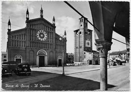 Piove Di Sacco (Padova). Il Duomo - Auto, Car, Voitures. - Padova (Padua)