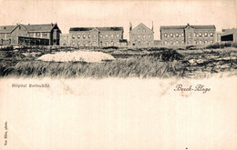 62 BERCK-PLAGE   Hôpital Rothschild - Berck