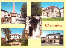 42 - Chevrières - Multivues - Other Municipalities