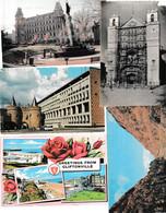 N 141  Lot 100 CPSM Différentes Etrangères - 100 - 499 Cartoline