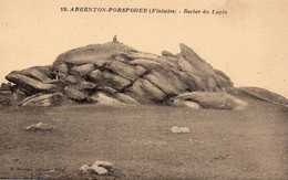 Argenton-Porspoder Le Rocher Du Lapin - Altri Comuni