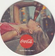 Coca-cola Woman Viltje Coaster - Portavasos