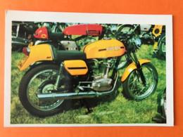 DUCATI DESMO 350 - Album MOTOR 1973 - Figurine Verzamel Plaatje Cart Carte Image - Moto Motorcycle Motorbike Motard - Motos