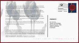 Allemagne 2021  PP LINDNER   COVID  POUR LA FRANCE - Storia Postale