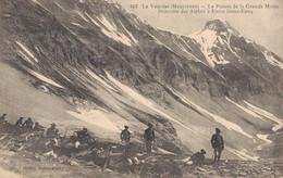 H2803 - La Pointe De La Grande Motte - Descente Des Alpins à Entre Deux Eaux - Andere Gemeenten