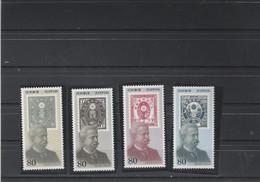 Japon Yvert 2156 à 2159 ** Neufs Sans Charnière - Nuovi