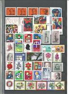 LOT RFA ET BERLIN 1974 1979 1994 NEUFS + CARNETS - Colecciones (sin álbumes)