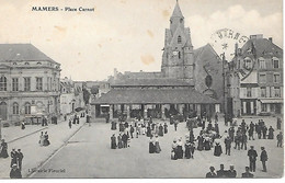 A/47         72    Mamers       Place Carnot & Les Halles - Mamers