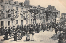 LISIEUX - Place Leroy-Beaulieu - Lisieux