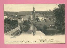 C.P. Houffalize = L '  Eglise - Houffalize