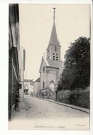 Brunoy - L'église - Brunoy