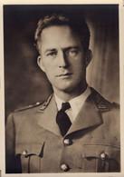 Belgique - Sa Majesté Le Roi Leopold 3 - Carte Offerte Aux Prisonniers De Guerre - Königshäuser