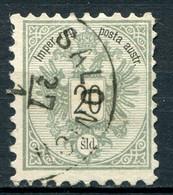 Osterreich Post In Der Levante Nr.12 A               O  Used              (3665) - Eastern Austria