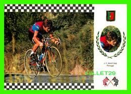 SPORT CYCLISME - J. F. MARTINS, PORTUGAL -  No 16 SERIE CICLISMON - - Wielrennen