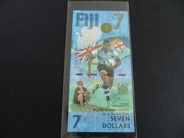 Fiji 7 Dollars - Fiji