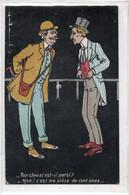 Cartolina Francese HUMOR - 5 - NON VIAGGIATA - Humor
