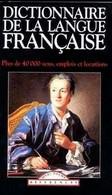 Dictionnaire De La Langue Française - Maxi-poche - Dictionaries