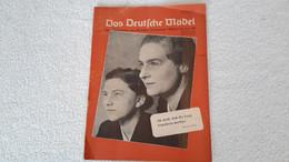 Raree Zeitschrift Das Deutsche Mädel In Der HJ 1940 Bund Deutscher Mädels BDM JM - 1939-45