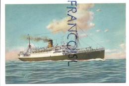 S/S Aeolia, En Mer. The Hellenic Mediterranean Lines Co Ltd - Steamers