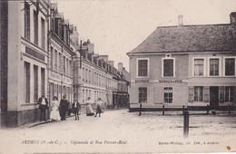 62 Ardres Esplanade Et Rue Parent Réal - Ardres