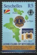 Seychelles (2017) - Set - /  Lions - Altri