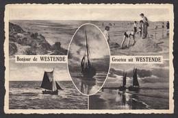 104714/ WESTENDE, Groeten Uit - Westende