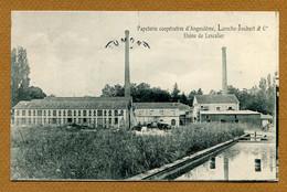 "ANGOULÊME  (16) : "" PAPETERIE LAROCHE-JOUBERT & Cie - USINE LESCALIER "" - Angouleme"