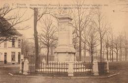 Vilvorde / Vilvoorde : Nouveau Boulevard -- Monument - Vilvoorde