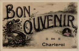 Charleroi - Bon Souvenir De Charleroi - Charleroi