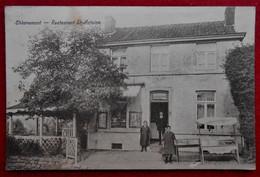 CPA 1928 Chèvremont - Restaurant St-Antoine - Verviers