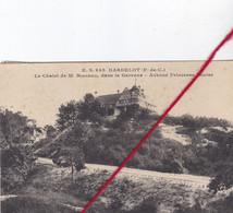 CP 62 -   HARDELOT PLAGE -  Le Chalet De Mr  BURNHAM, Dans La Garenne, Avenue Princesse Louise  (1 Coin Cassé) - Unclassified
