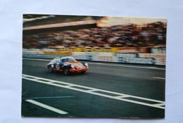 Le Mans,cicuit Des  24 Heures,Porsche 911 S Gt S. - Unclassified