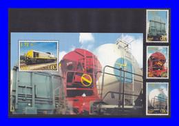 TRV 14/16** + TRV-BL2** Transport Des Marchandises - Goederentransport - 1952-....