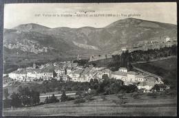 LES ALPES  1847.Vallée De La Blanche - SEYNE Les ALPES (1262 M.) - Vue Générale - Sin Clasificación