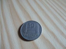 Algérie - 50 Francs Turin 1949.N°2462. - Algeria