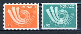 Monaco   Y&T   917 - 918   XX   ---   Europa  --  Parfait état. - Unused Stamps