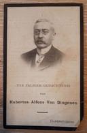 HUBERTUS ALFONS VAN DINGENEN, WOLFSDONK 1852 - MECHELEN 1910 - Imágenes Religiosas