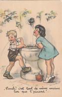 Illustrateur Germaine Bouret, Pouah C'est Tout De Meme Moins Bon Que L'pinard - Bouret, Germaine
